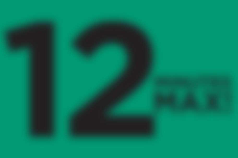DiverseWorks - 12 Minute Max