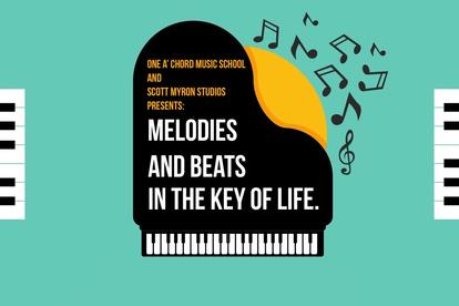 One A Chord - Melodies and Beats in The Key of Life