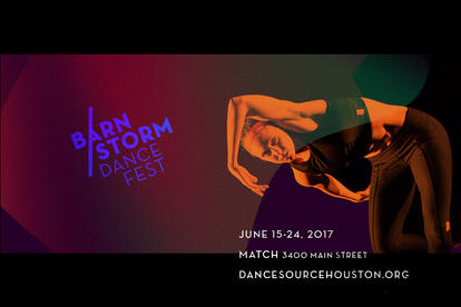 Dance Source Houston - Barnstorm Dance Fest
