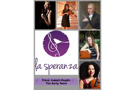 La Speranza - Franz Joseph Haydn - The Early Years