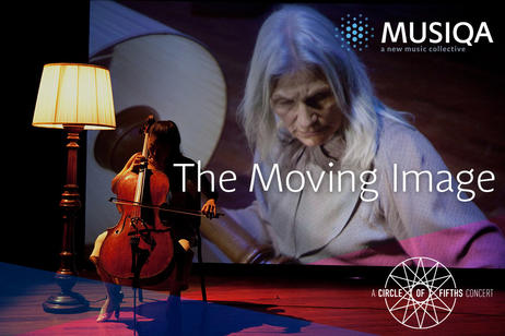 MUSIQA - The Moving Image