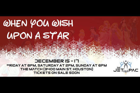 Juxtapose Emphasis Theatre - When You Wish Upon a Star