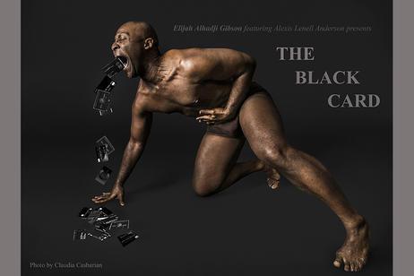 Elijah Alhadji Gibson - The Black Card