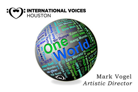 International Voices Houston - One World