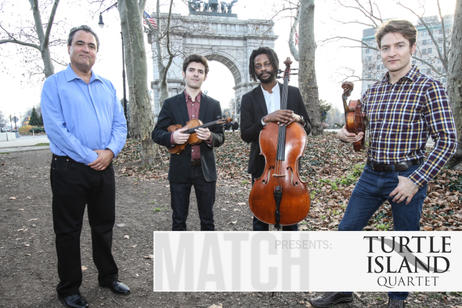 MATCH Presents - Turtle Island Quartet