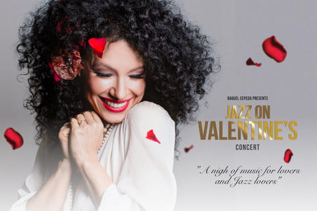 Raquel Cepeda Music - Jazz on Valentines