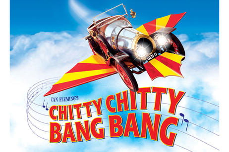 Main Street Theater - Chitty Chitty Bang Bang