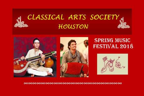 Classical Art Society Houston - Spring Musical Festival