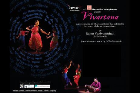 Indian Performing Arts Samskriti - Vivartana