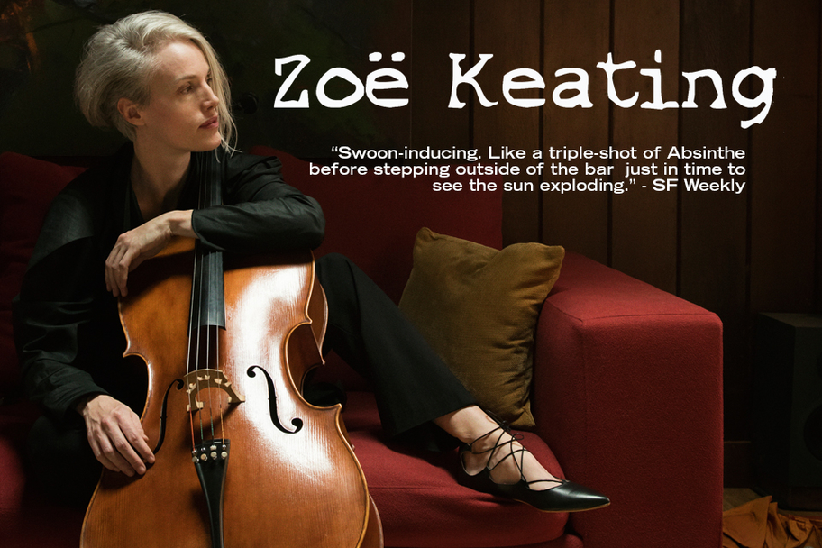 MATCH presents - Zoe Keating