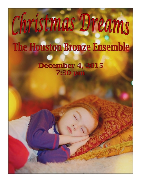 Houston Bronze Ensemble - Christmas Dream