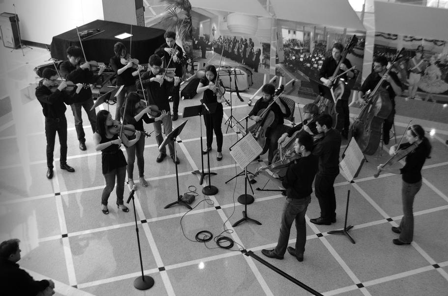 Kinetic Ensemble