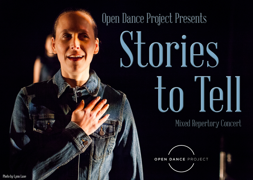 Open Dance Project - Stories To Tell
