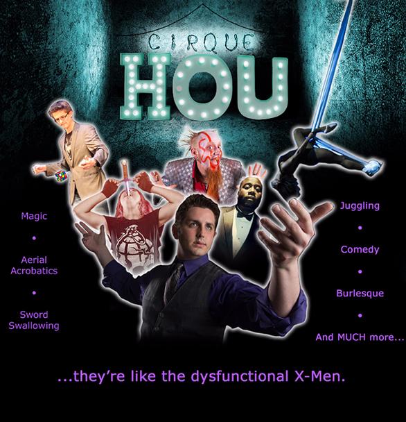 Cirque H.O.U.