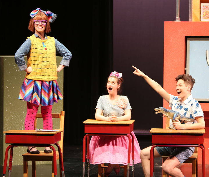 Main Street Theater - Junie B Jones Happy