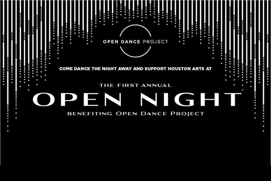 Open Dance Project - Open Night