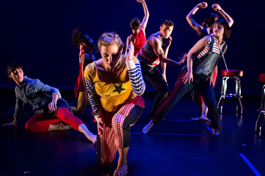 Open Dance Project - American Me/I/We - Photographer Lynn Lane