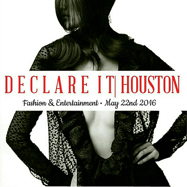 Chanel Brown - Declare It Houston