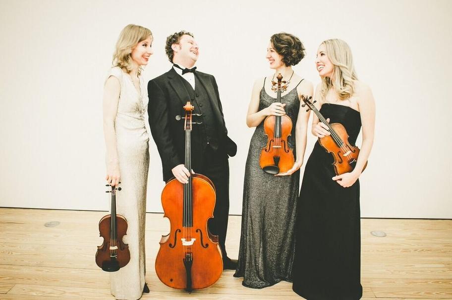 Axiom Quartet - Laughing