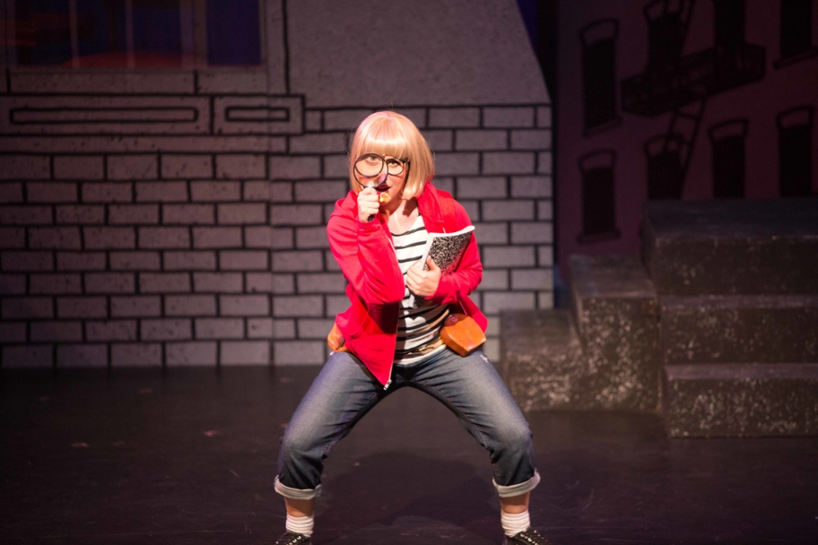 Main Street Theater - Harriet the Spy Magnifying Glass