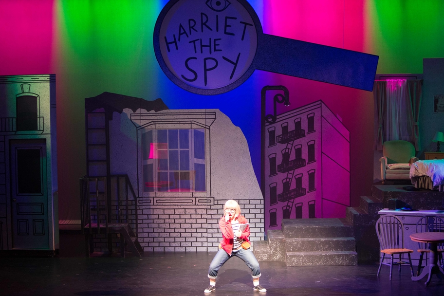 Main Street Theater - Harriet the Spy Color