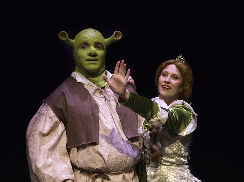 Main Street Theater - Shrek the Musical
