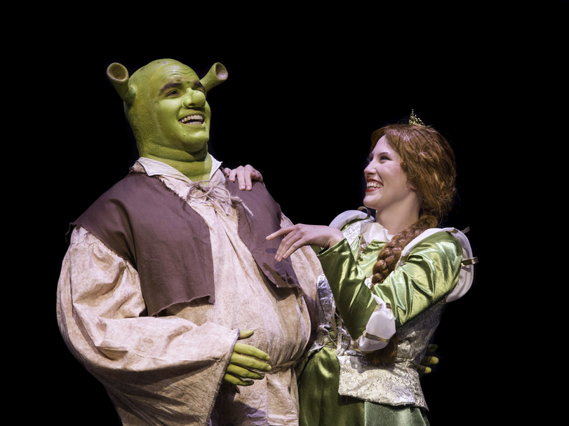Main Street Theater - Shrek