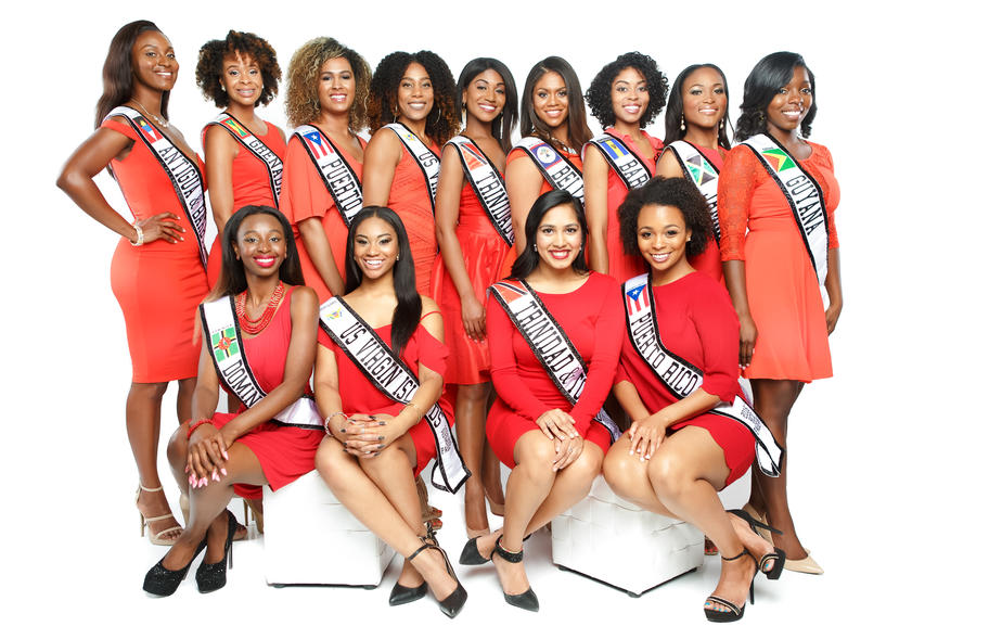 Houston Caribbean Queen Pageant - Miss Queen