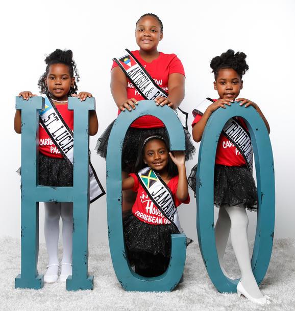 Houston Caribbean Queen Pageant - Princess