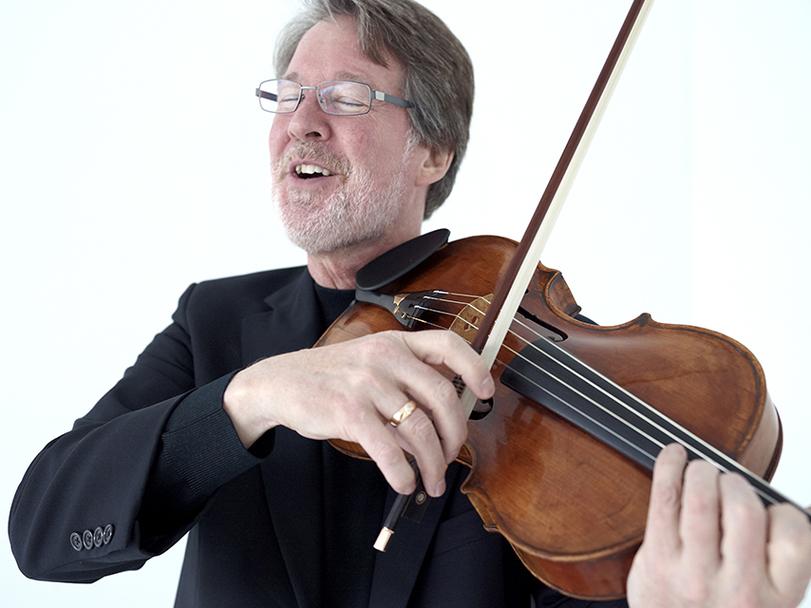 Apollo Chamber Players - James Dunham, viola