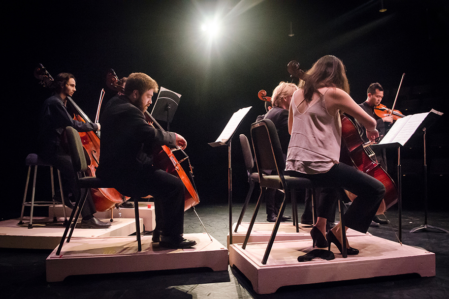 Kinetic - Illuminations - Cellos