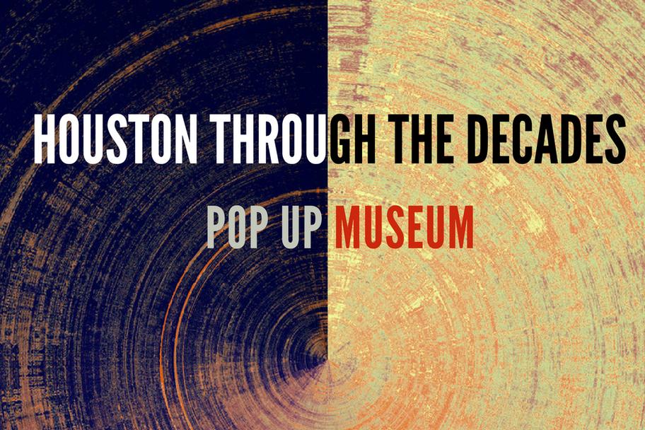 Houston History Alliance - Popup Museum