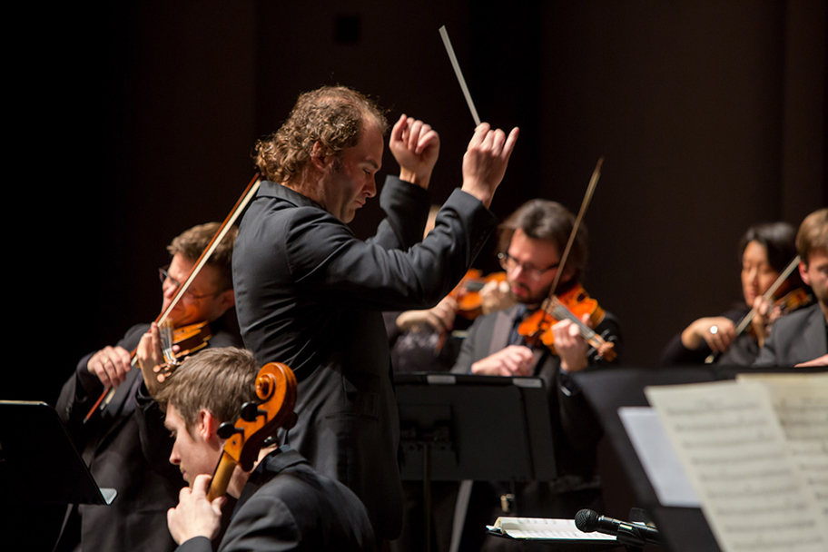 Mercury - Antoine Plante conducts Mercury at the Cullen Theater