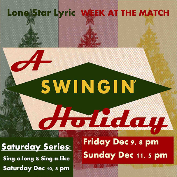 Lone Star Lyric - A Swingin' Holiday