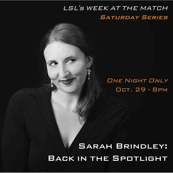 Lone Star Lyric - Sarah Brindley