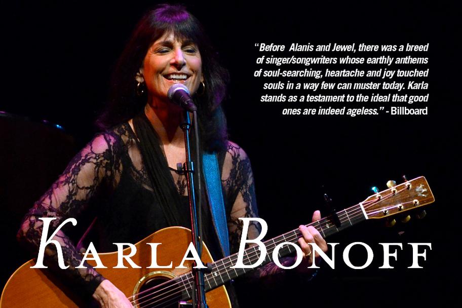 MATCH presents - Karla Bonoff