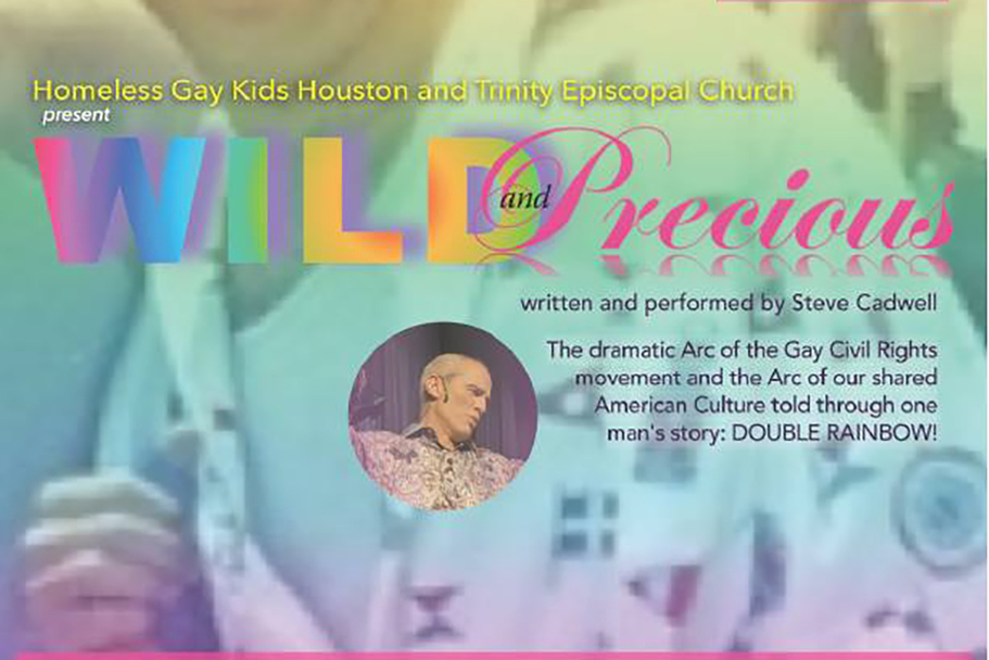 Homeless Gay Kids Houston - Wild and Precious