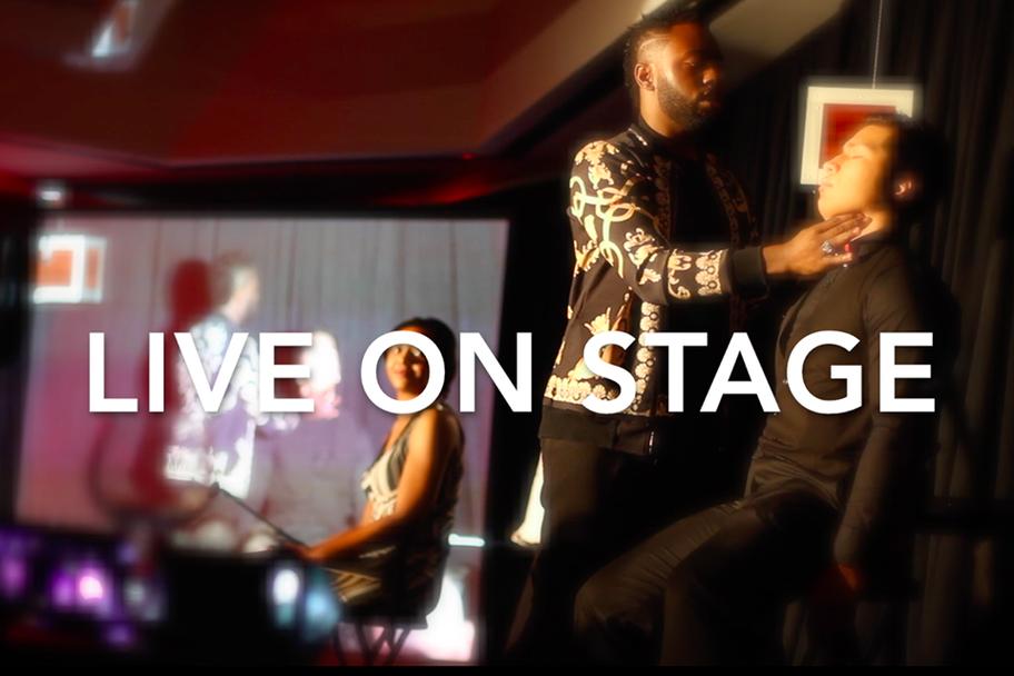 Cody Prophet Live - Live On Stage