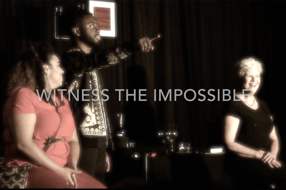 Cody Prophet Live - Witness the Impossible 1