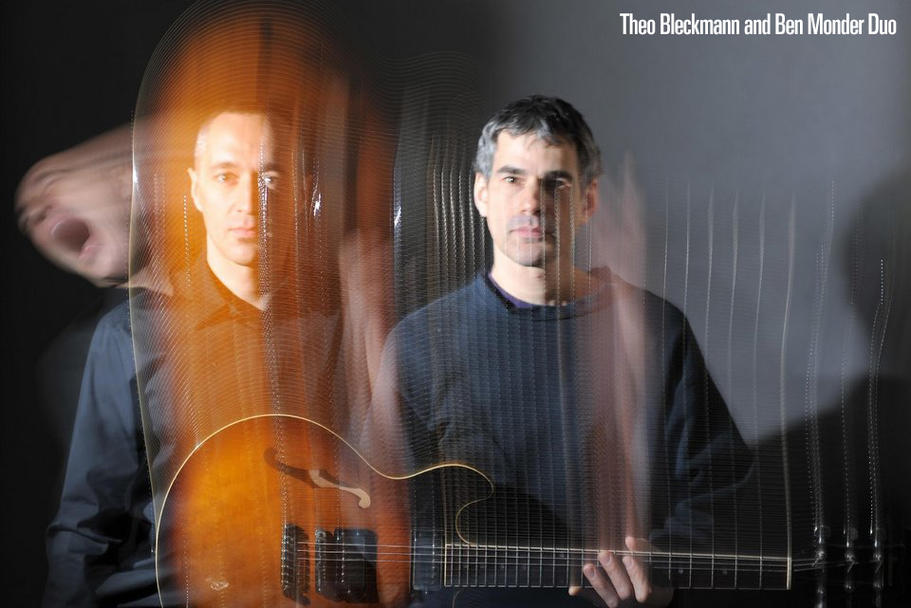 Da Camera - Mix at the MATCH - Theo Bleckmann and Ben Monder Duo