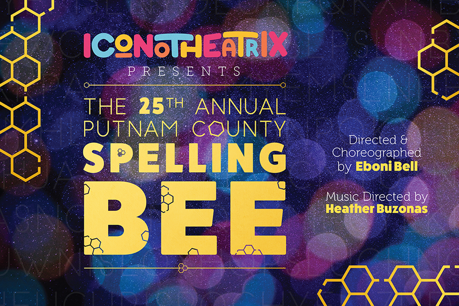 Iconotheatrix - 25th Annual Putnam County Spelling Bee