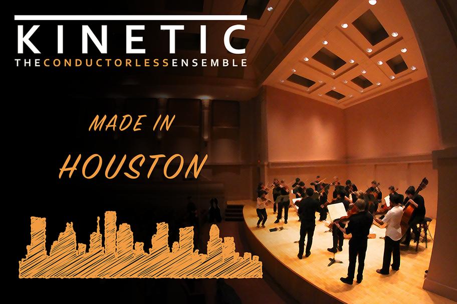 Kinetic Ensemble - Made in Houston