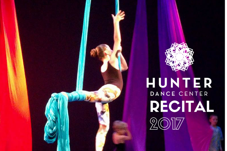 Hunter Dance Center Recital 2017