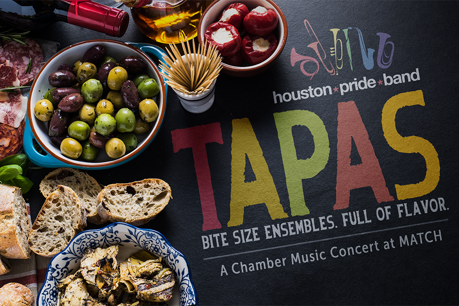 Houston Pride Band - Tapas