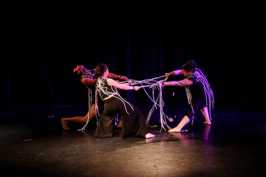 Houston Fringe Festival - Vesper and other Dances