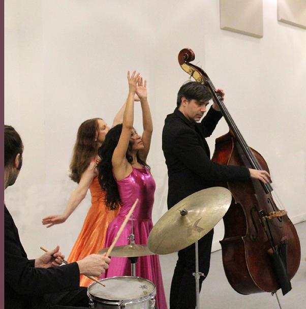 Michele Brangwen Dance Ensemble - Boomtown Brass Band