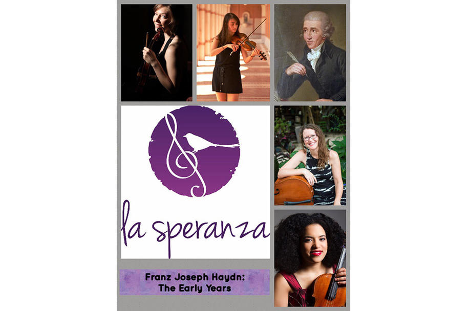 La Speranza - Franz Joseph Haydn - The Early Years
