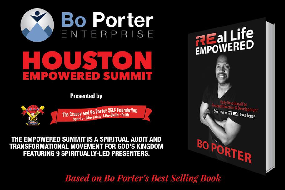 Bo Porter - Houston Empowered Summit
