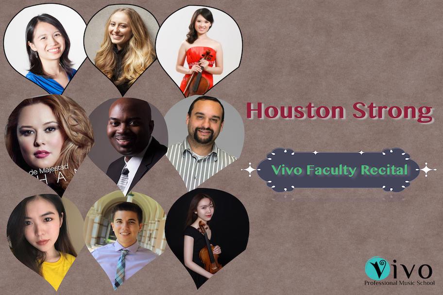 VIVO Professional Music School - Houston Strong