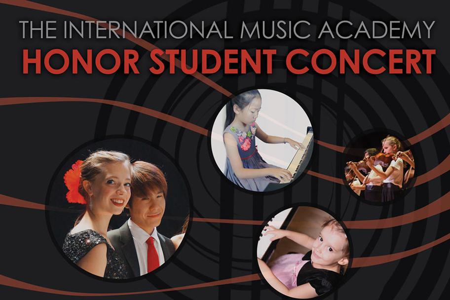 International Music Academy - Honor Student Concert